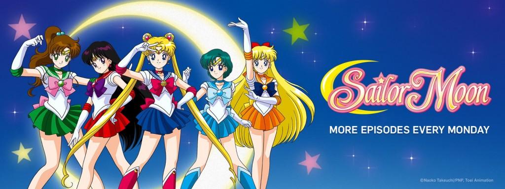 Sailor Moon on Hulu
