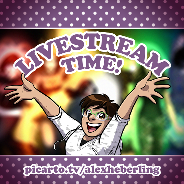 livestream banner picarto
